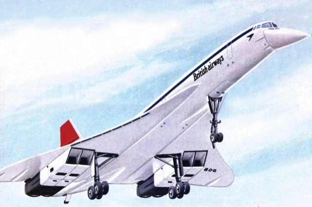 classic engineering projects concorde e t magazine