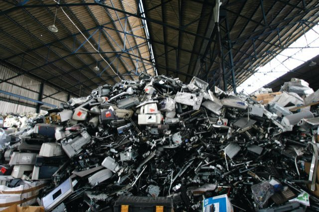 photo essay e waste e t magazine recycling plant 44 buenos