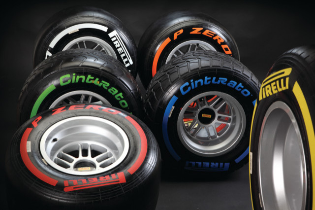 Great Pirelliu0027s New Tyres