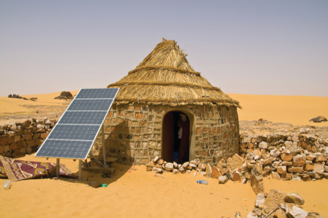 Power To The People Solar Energy In Africa E Amp T Magazine