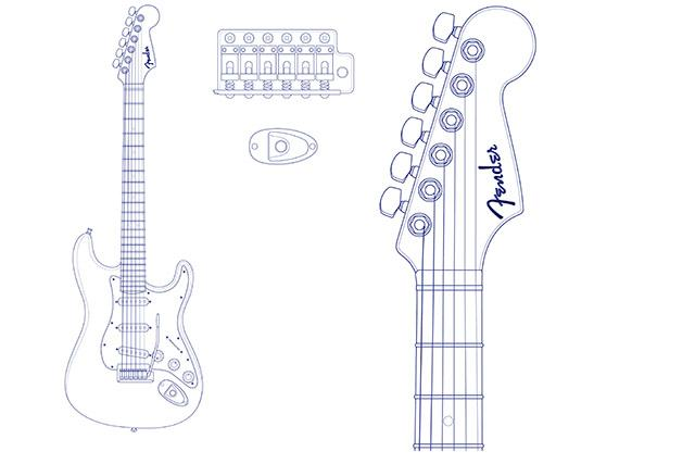 1954 strat wiring diagram guitar diagram wiring diagram