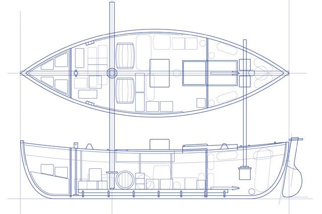 Classic Projects James Caird Class 1a Open Lifeboat E T Magazine