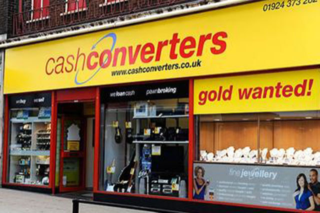 Cash Converters Money S On Itil Based Business Management