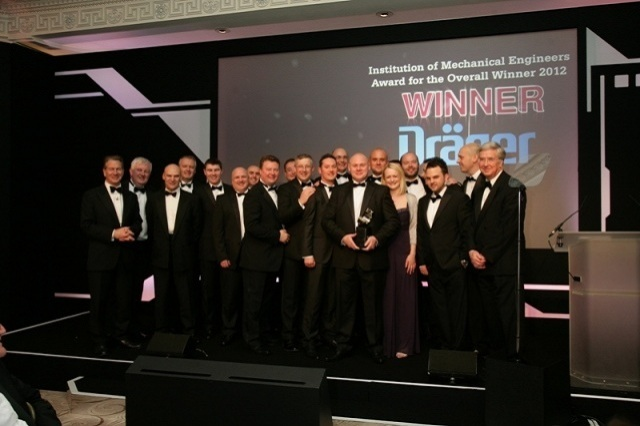 Draeger Safety overall winner at manufacturing awards   E&T